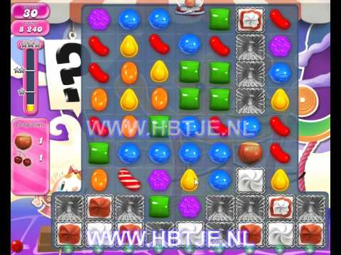 Candy Crush Saga level 661