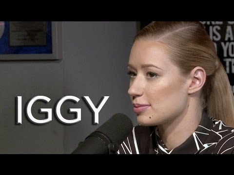 Iggy Azalea gets fingered at her show + talks bedroom game!
