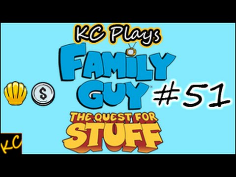 KC Plays! - Family Guy: The Quest for Stuff | DISTRICT 8 IS HERE! | Part #51