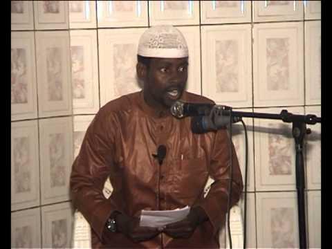 Sheikh Abdul Hamid Yusuf  Burundi    ITIKADI SAHIHI 1