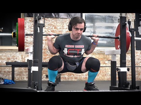 My Powerlifting Goals For 2020