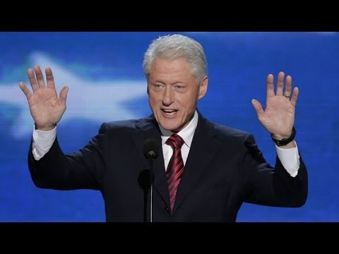 Bill Clinton Refutes Benghazi In 30 Seconds