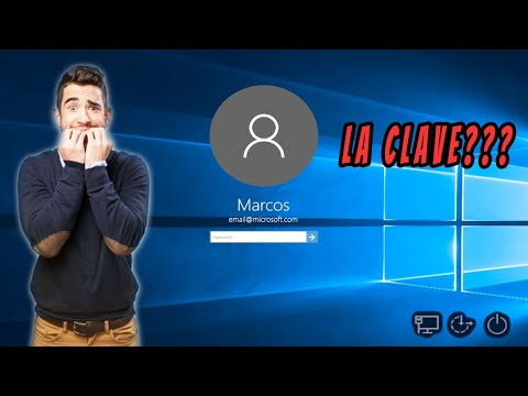 Elimina cualquier  Contraseña de Windows 8, 8.1 y 10