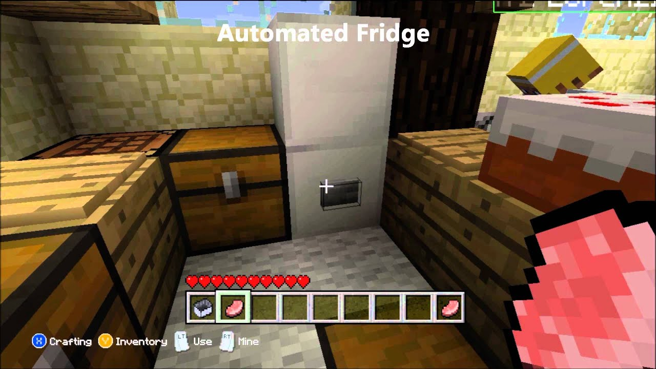Minecraft xbox 360 edition chill modern house private for Modern house minecraft xbox 360 edition