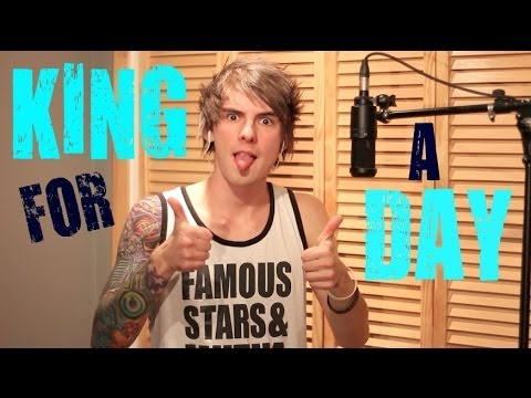 Pierce The Veil - King For A Day ft. Kellin Quinn (Cover) by Janick Thibault