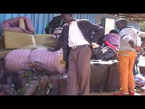 1000 South Sudan refugees denied entry into Kenya