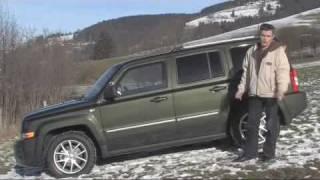 ZF-Praxistest - Platz 8: Der Jeep Patriot videos