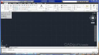 CADguru: A Interface Do AutoCAD 2011 Curso AutoCAD 2011