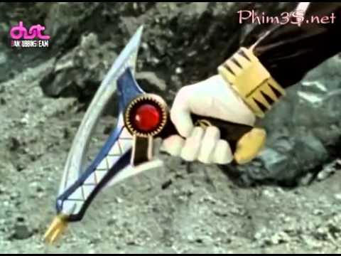 Siêu Nhân Khủng Long Sấm Sét (Power Rangers) Tập 13