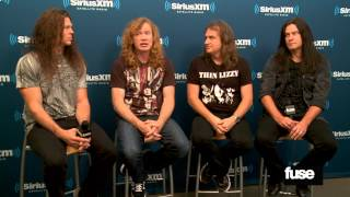 MEGADETH Talk Gigantour Lineup w/ Jason Newsted & Vinnie Paul