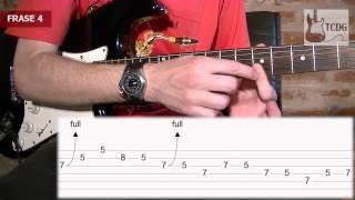 Como Tocar El Solo De Stairway To Heaven En Guitarra