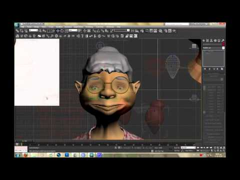 3D Modeling using 3ds max - Lesson 9 Modifiers FFD - Morpher - Optimize - Mesh Smooth Part 2