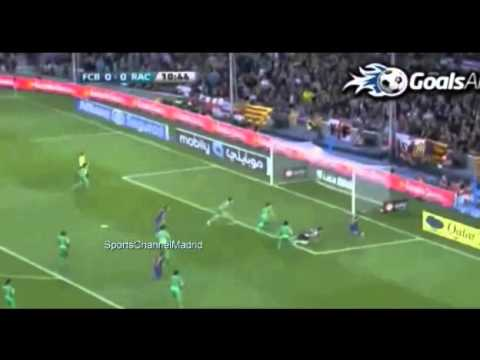 Lionel Messi ALL GOALS (season 2011-2012)