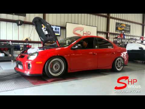 SRT4 Dodge Neon Tuning / Engine Programming AEM / Full Engine Built an