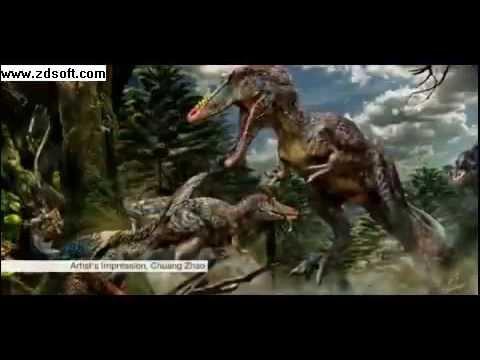 Tyrannosaur discovery palaeontologist's 'dream'