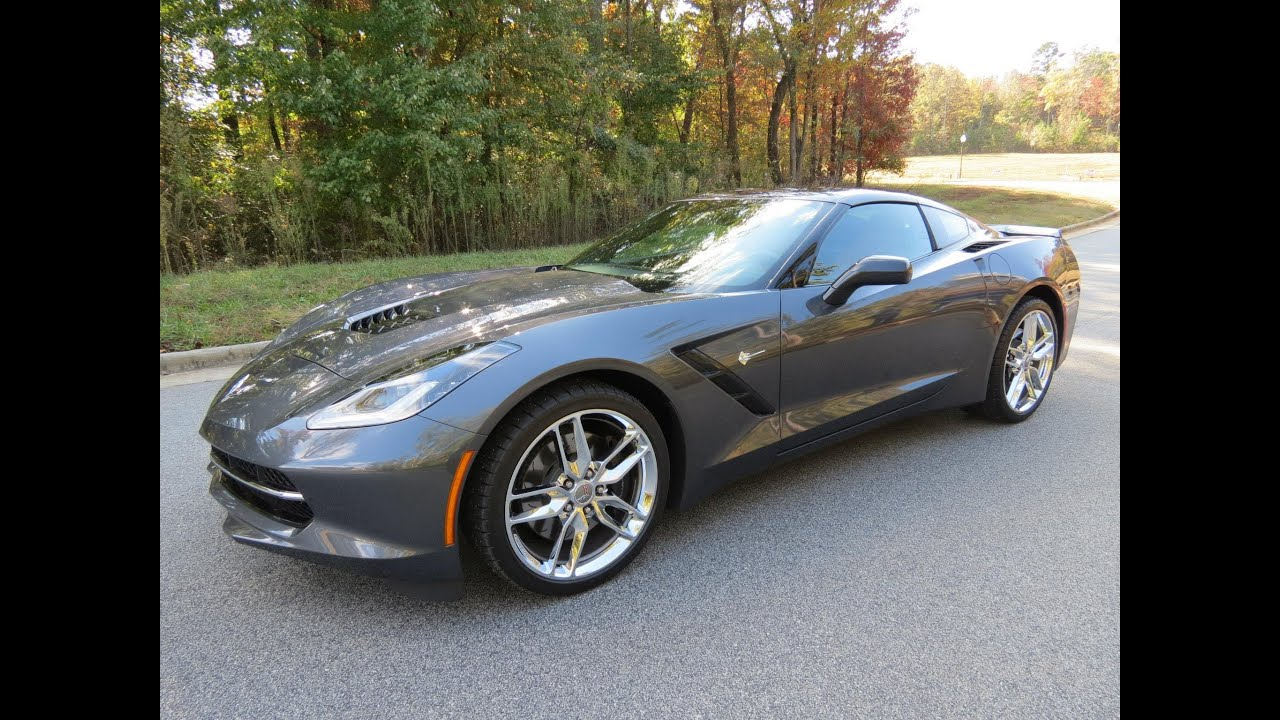 2014 chevrolet corvette stingray z51 start up exhaust and in depth. Cars Review. Best American Auto & Cars Review