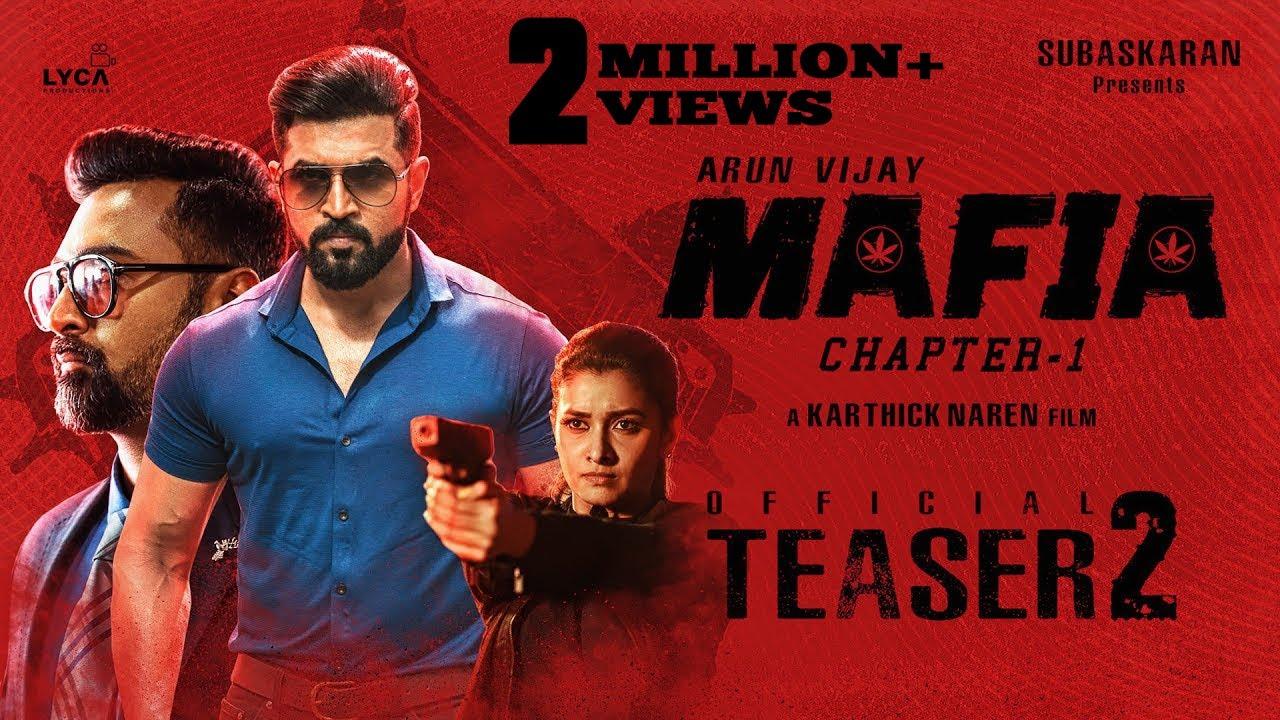 MAFIA - Teaser 2 | Arun Vijay, Prasanna, Priya Bhavani Shankar | Karthick Naren | Subaskaran