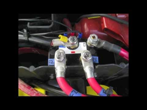 Warn winch rebuild video #4, Albright solenoid install