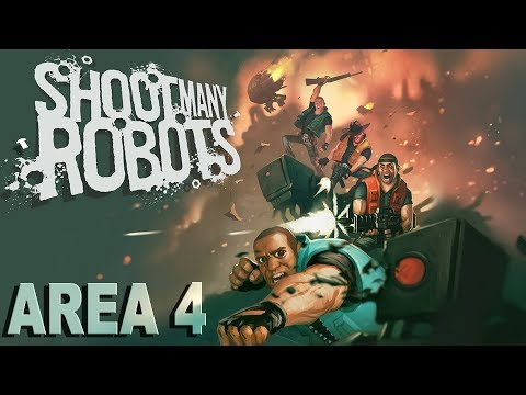 Shoot Many Robots [Area 4: Pilgrimage of Pain]