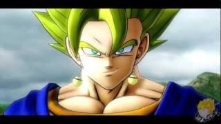 Dragon Ball Z Ultimate Tenkaichi Story Mode Super Vegito