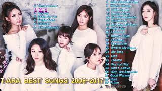 Great songs by T-ara 2009-2017