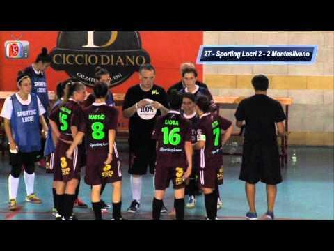 Serie A Elite, Sport.Locri - Montesilvano 2-4