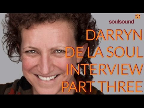 An Interview with Darryn de la Soul - Part  3
