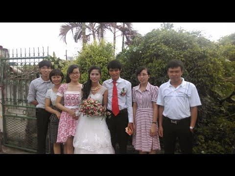 Đám cưới em Trịnh Hiền - Ninh Bình ngày 07/07/2014