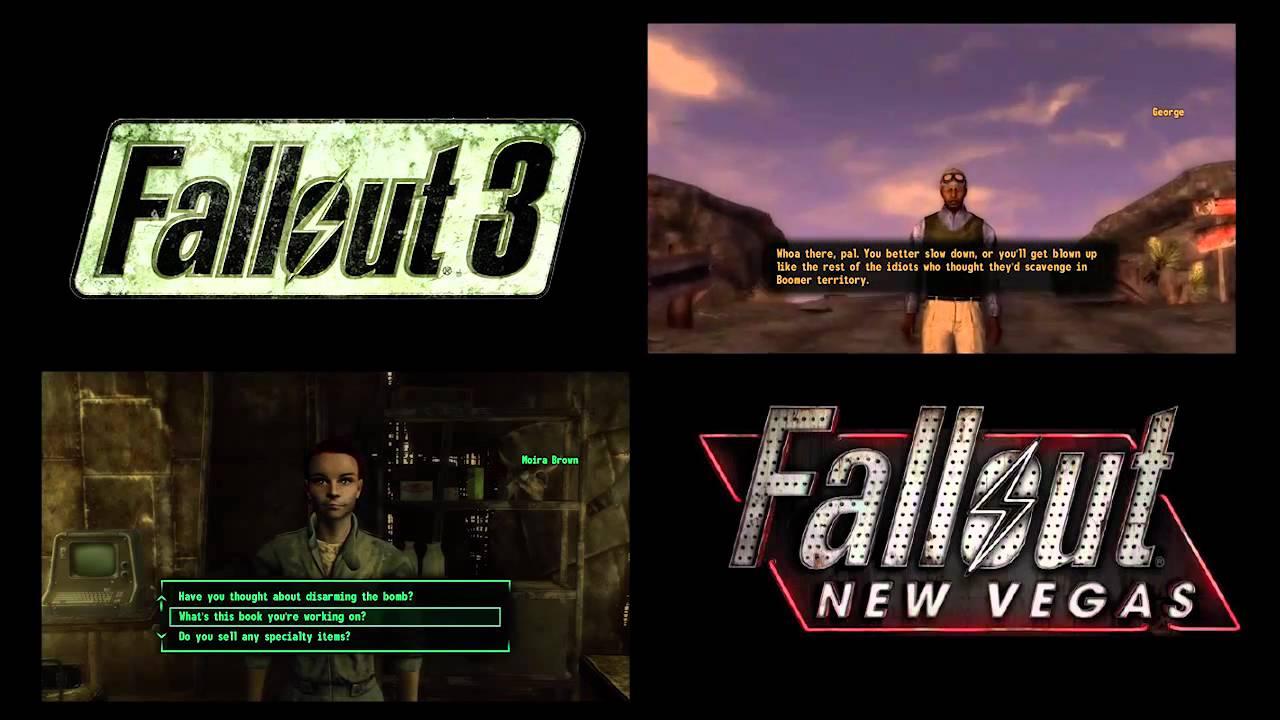 Fallout new vegas radio stations