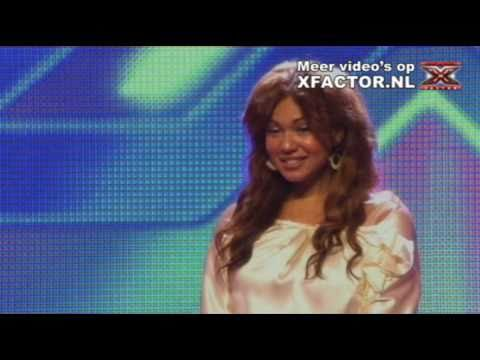 X FACTOR 2011 - aflevering 3 - auditie Elisa