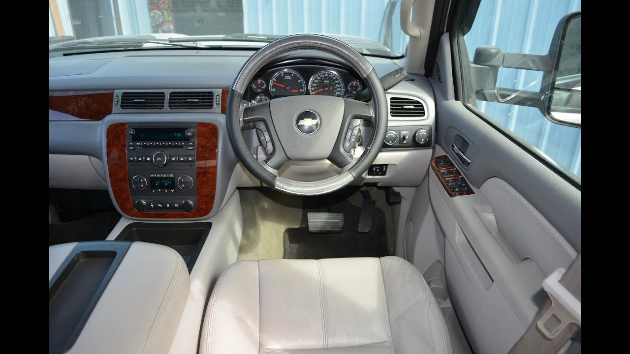 Silveradosierra Com Rhd Chevy Interior