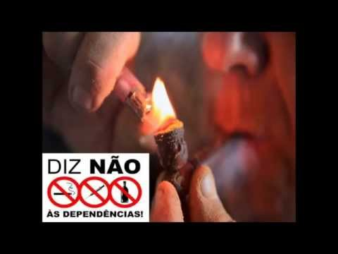 DIGA NÃO AS DROGAS! SAY NO TO DRUGS!