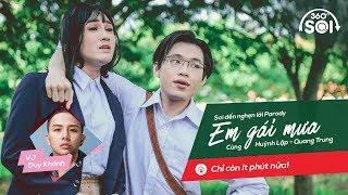 """Huỳnh Lập – Quang Trung sẽ trả lời  thắc mắc của khán giả về  parody """"Em Gái Mưa"""""""