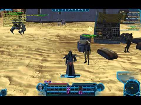 Star Wars: The Old Republic - Sith Sorcerer - P108