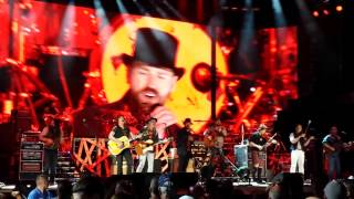 Zac Brown Band With The Doobie Brothers Black Water (6