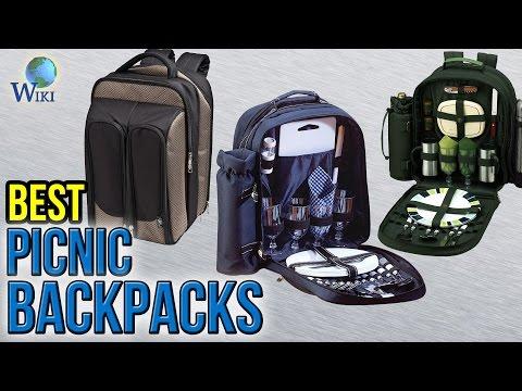 10 Best Picnic Backpacks 2017