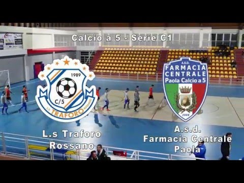 Serie C1, LS Traforo - FC Paola 3-3 (30/01/16)