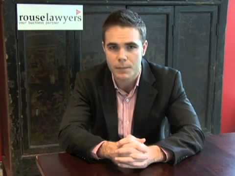 Rouse Lawyers Quick Guide for Start Up Businesses