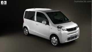 Honda Life 2013 by 3D model store Humster3D.com