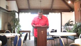 Pastor Larry Austin ---  SEEING CHRIST: The Key To Understanding Law & Grace