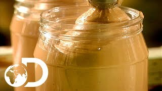 Peanut Butter | How It's Made