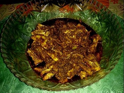 Kathal ka Achaar Recipe (Jackfruit Pickle)