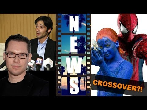 Bryan Singer Controversy, The Amazing Spider-Man 2 After Credits Scene - Beyond The Trailer