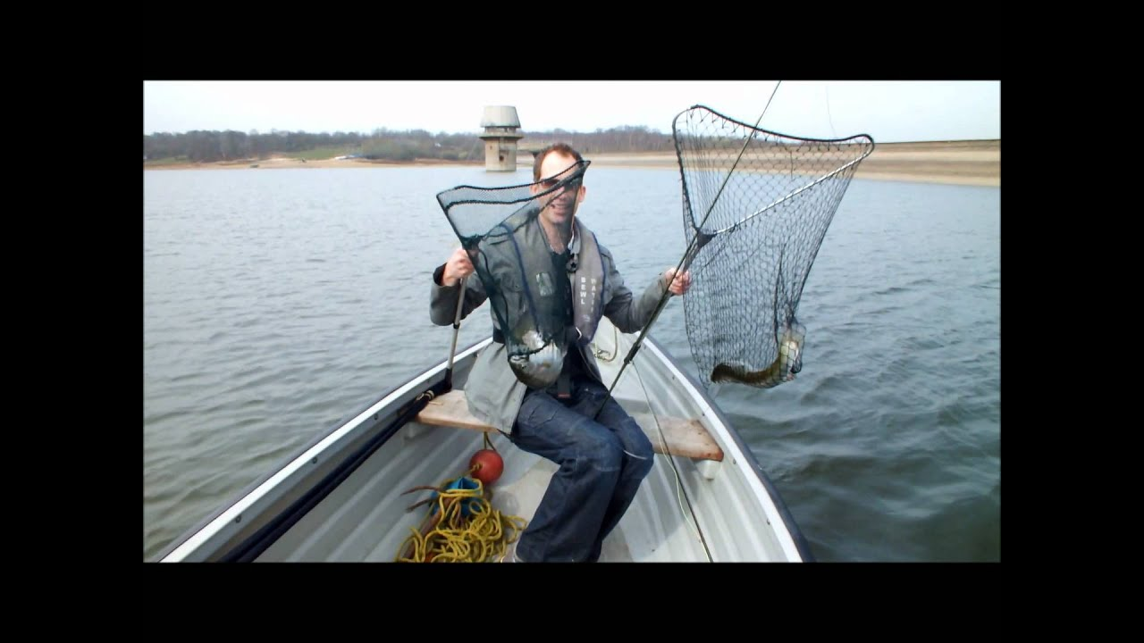 Fly fishing at bewl water youtube for Youtube trout fishing