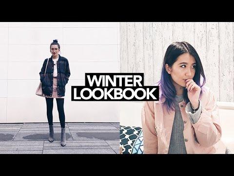 Winter Lookbook 2017: January || Sylvia Jade