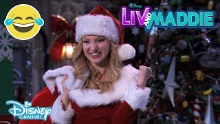 Liv And Maddie Fa La La La A- Rooney Part 1
