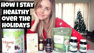 My Diet & Supplements (Current Nutrition Routine) | Vlogmas Day 7