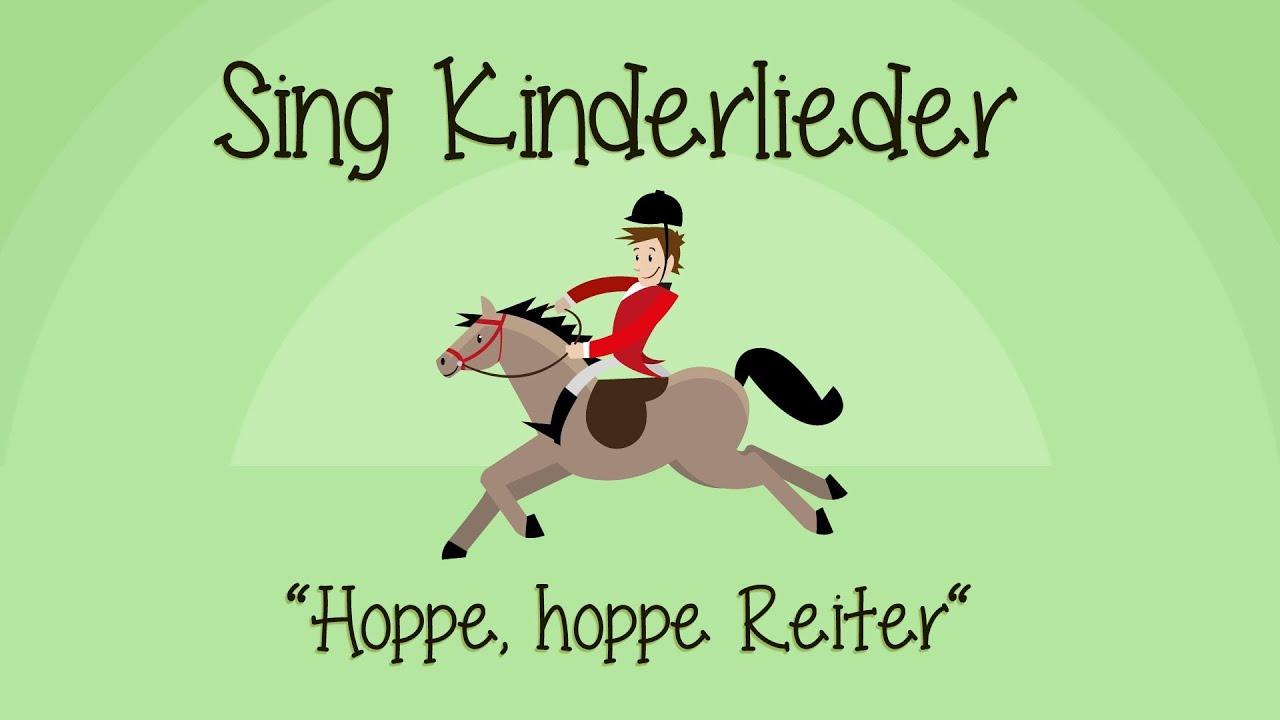 hoppe hoppe reiter kinderlieder zum mitsingen sing kinderlieder youtube. Black Bedroom Furniture Sets. Home Design Ideas