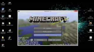 Como Descargar Minecraft 1.7.2 + Forge Launcher Team