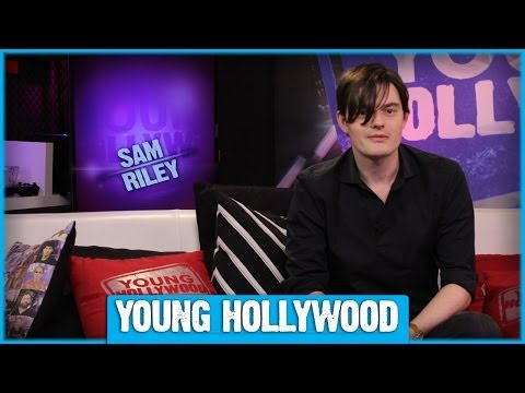 MALEFICENT's Sam Riley on Being Angelina Jolie's